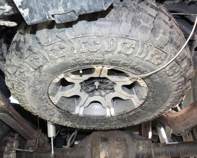 No Spare Tire, No Biggie? - The Garage