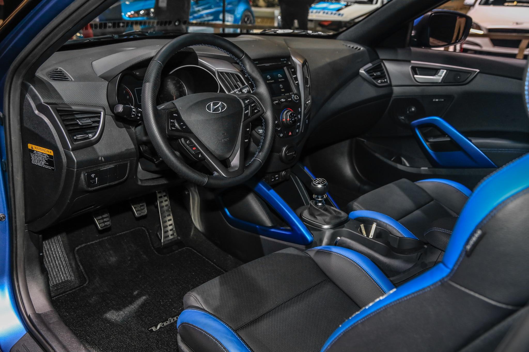 2016 Hyundai Veloster First Look Motor Trend