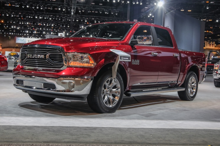 2015 Ram 1500 Laramie Limited First Look