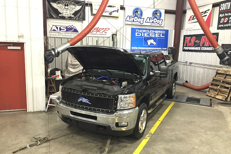 Adding a CP3 to the Duramax LML Low-Volume Fuel Supply