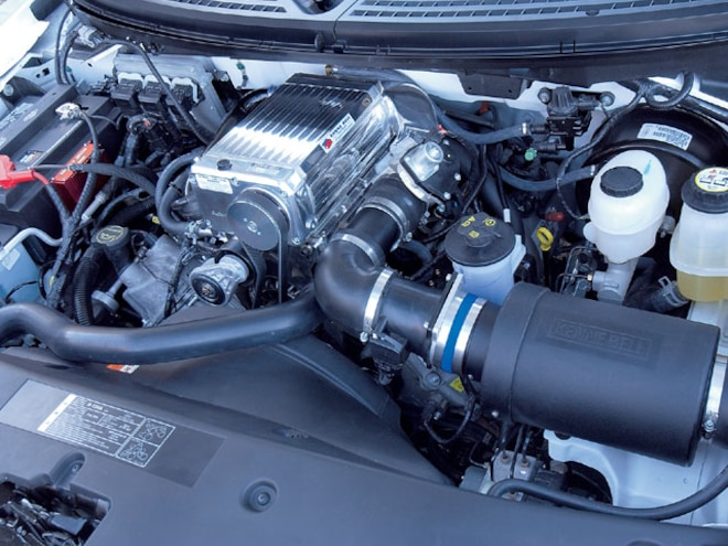 Supercharged 2006 Ford F150 Truck Sport Truck Magazine