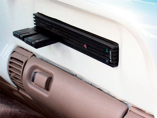1996 Chevrolet Tahoe playstation