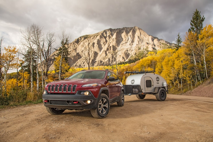 2014 Jeep Cherokee Trailhawk Long-Term Update 4