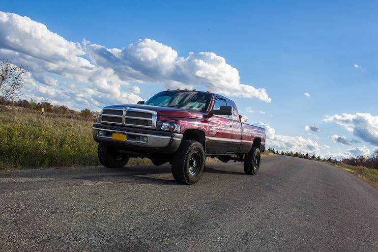 005 2001 Dodge Ram 2500 Diesel Front Side View Valin Gates