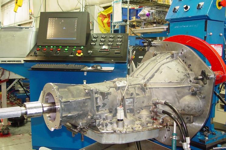 021 Ford 4R70W TCI Automatic Transmission Rebuild