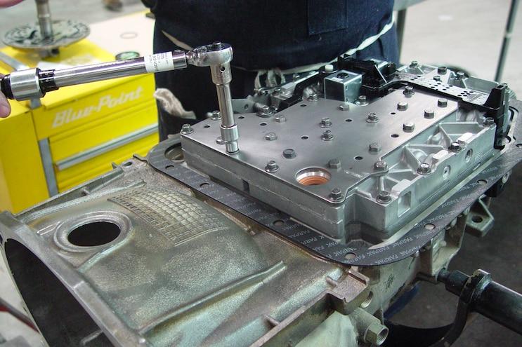 018 Ford 4R70W TCI Automatic Transmission Rebuild