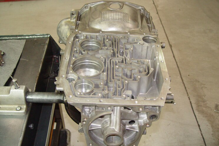 016 Ford 4R70W TCI Automatic Transmission Rebuild