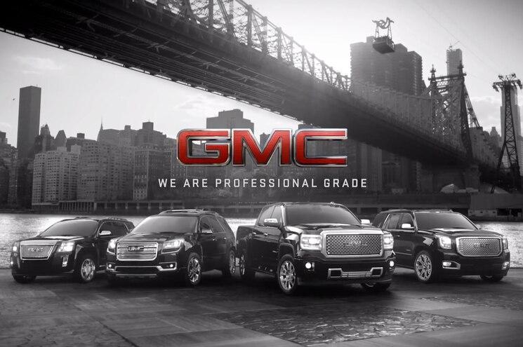 "Third GMC ""Precision"" Ad Hits the Airwaves"