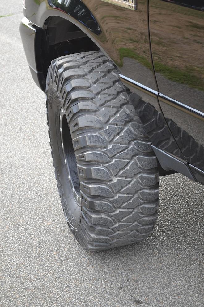 020 2011 Ford Ranger Cummins 4BT MT Baja Tires