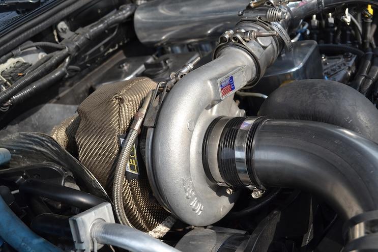 007 2011 Ford Ranger Cummins 4BT Hc1 Turbo