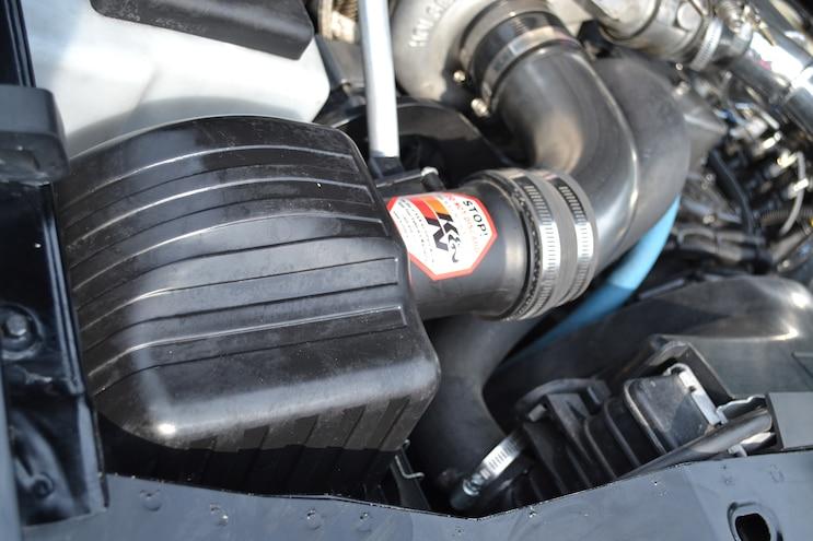 005 2011 Ford Ranger Cummins 4BT Ranger Airbox