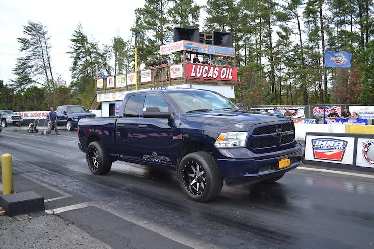 012 2015 Ram 1500 Ecodiesel Dragstrip