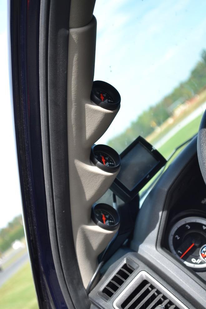 010 2015 Ram 1500 Ecodiesel Gauges