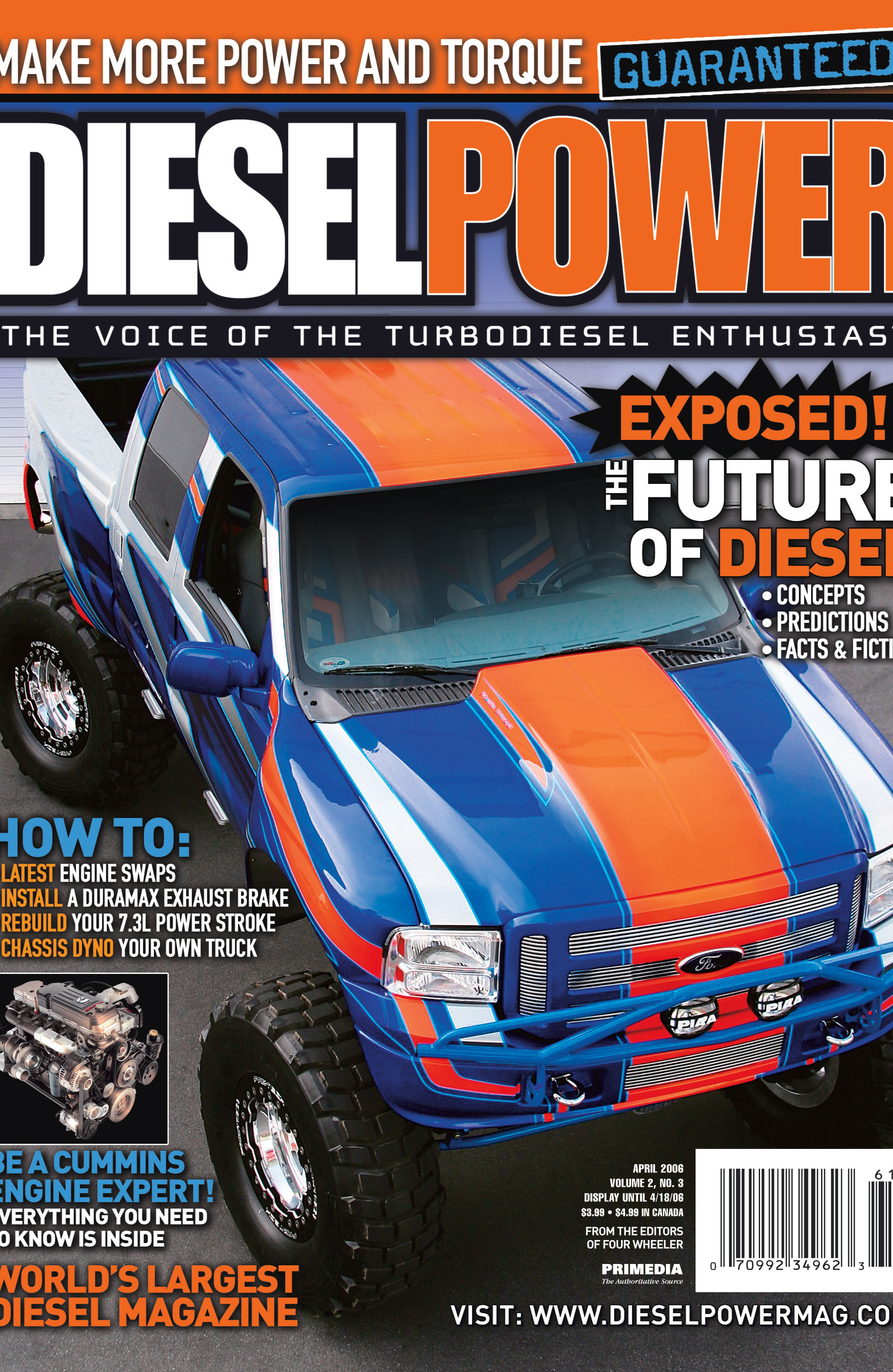 Every Diesel Power Cover From Our First 10 Years Photo Image Gallery