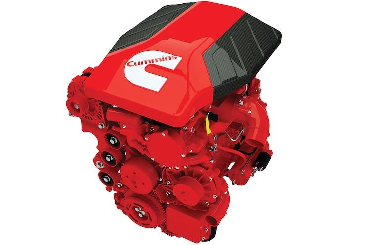 Cummins Nissan Frontier Engine