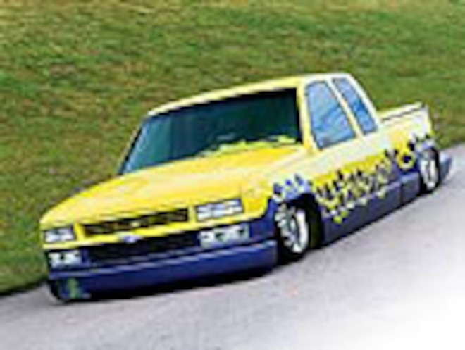 Custom 1995 Chevrolet Silverado - Instant Gratification