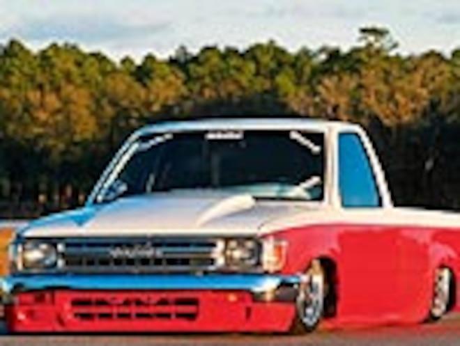 Custom Pickup Trucks >> Custom 1993 Toyota Pickup Truck Feature Truck Sport Truck Magazine