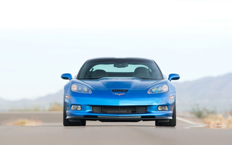 2009 Chevrolet Corvette ZR1 - First Look - Motor Trend