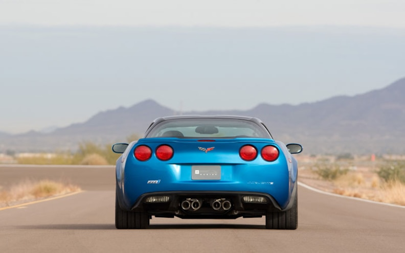 2009 Chevrolet Corvette ZR1 - First Look - Motor Trend