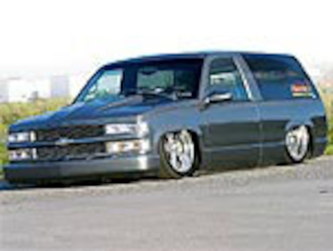 Custom 1999 Chevrolet Tahoe Feature Suv Sport Truck Magazine