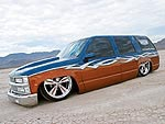 Custom 1996 Chevrolet Tahoe - Grounded
