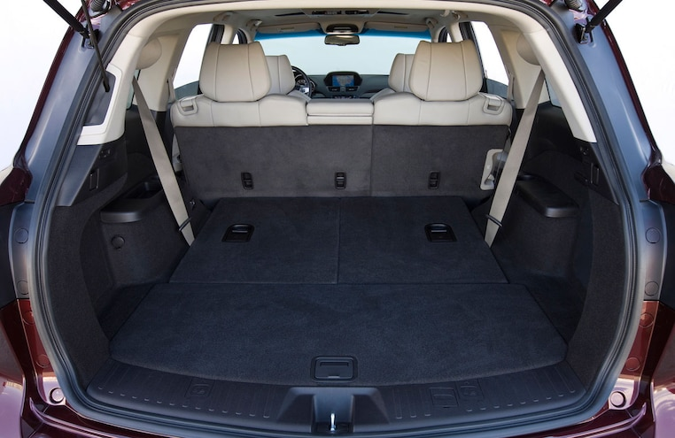 Vw Cargo Space
