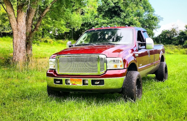 2006 Ford F350 Diesel Front TylerCowman