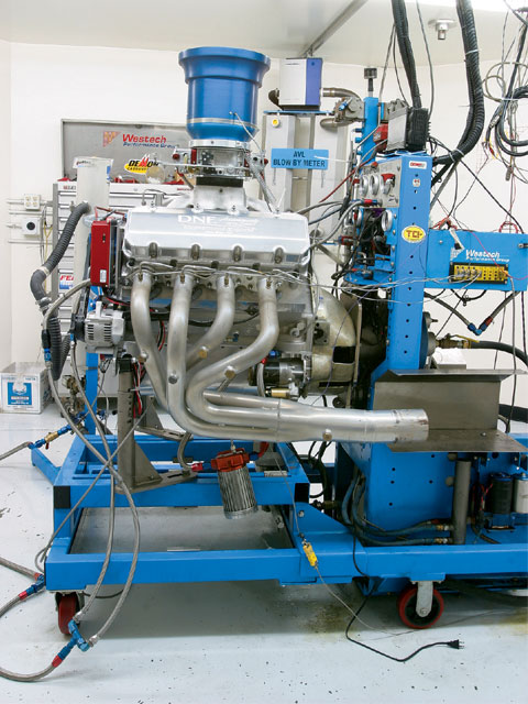 Chevrolet Big Block Engine - The Big-Block From Hell Photo