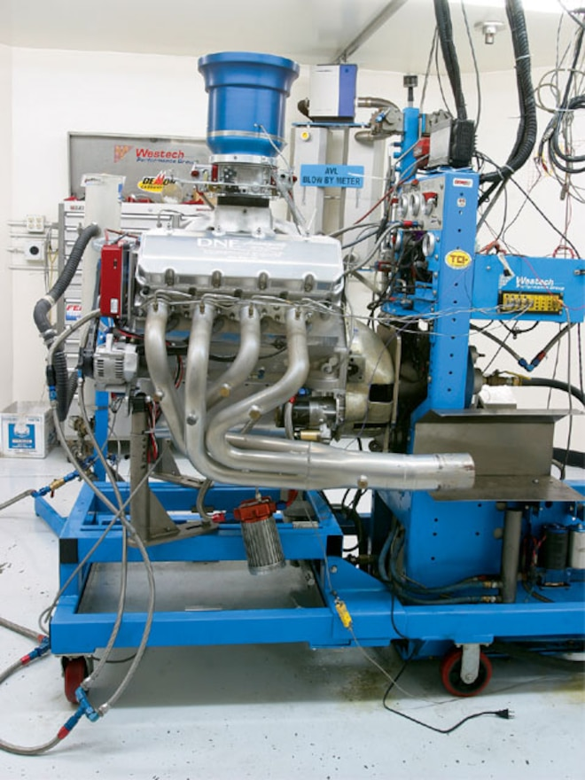 Chevrolet Big Block Engine - Tech Buildup - Sport Truck Magazine
