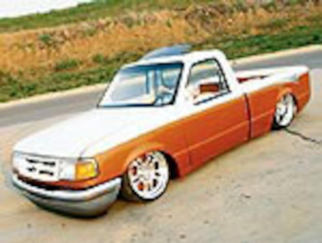 Custom 1997 Ford Ranger Feature Truck Sport Truck Magazine