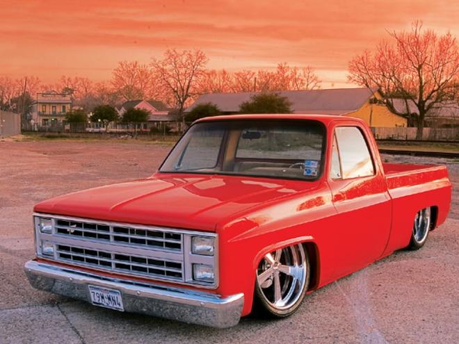 Custom 1983 Chevrolet C10 - Feature Truck - Sport Truck ...