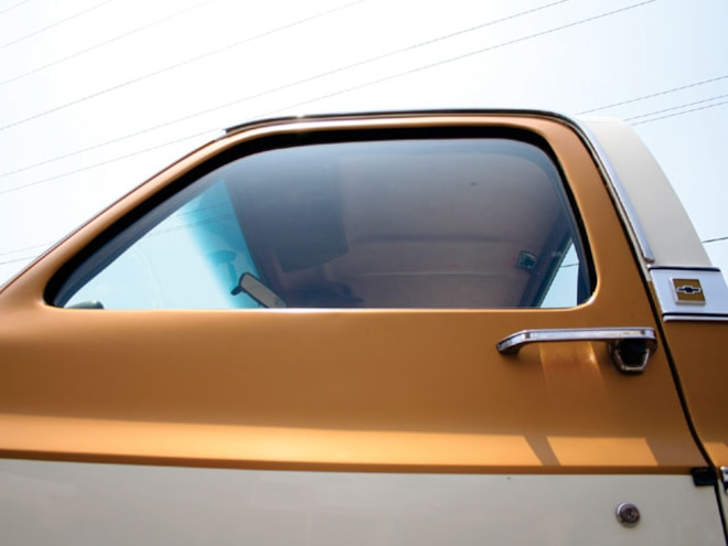 73 87 Chevrolet C10 Solid Side Glass Sport Truck Magazine