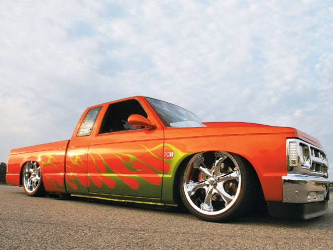 Custom 1992 Chevrolet S10 Feature Truck Sport Truck Magazine