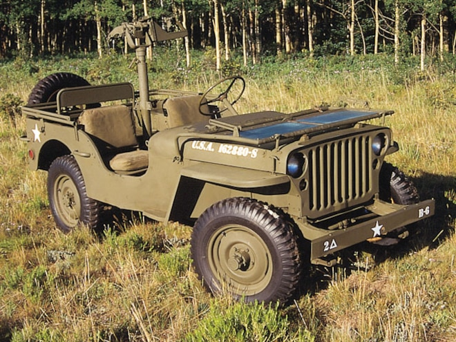 1941 1945 Ford Gpw