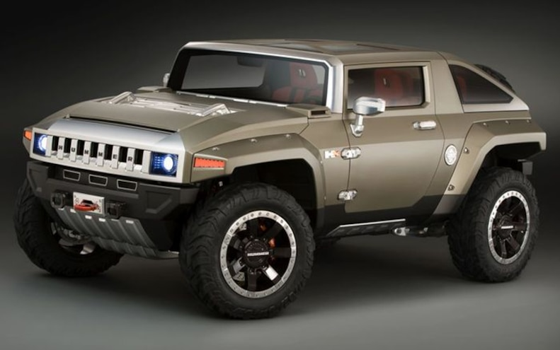 Death of Hummer On Hold, Reports Suggest New Bidders Emerge for Hummer Brand