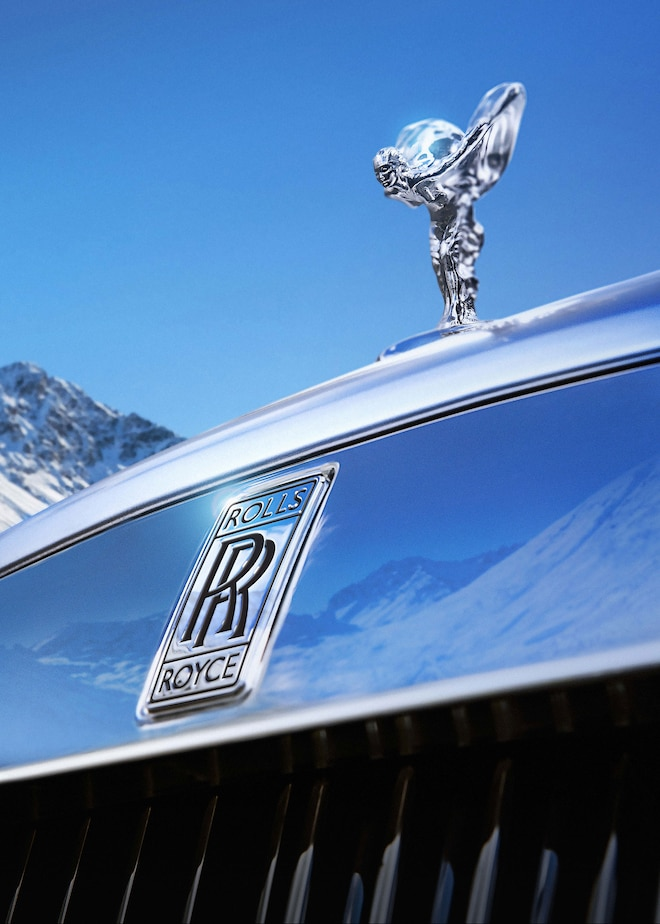 Rolls Royce SUV Grille Teaser Photo 1500x2100