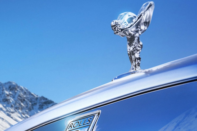 Rolls-Royce Confirms Development of SUV
