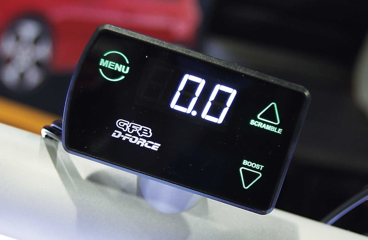 Sema 2014 Products D Force Boost Controller