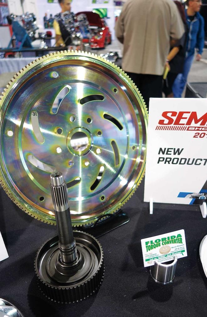 Sema 2014 Products Florida Torque Flexplates