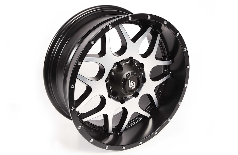 Sema 2014 Products Lrg Rims 104 Wheel