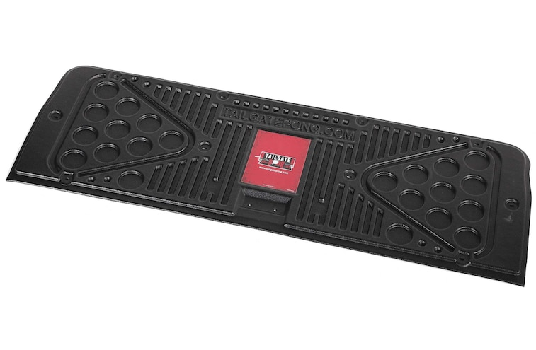 Sema 2014 Products Tailgate Pong Tailgate