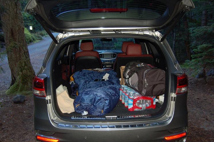 017 2016 Kia Sorento SX Limited Road Trip Gear