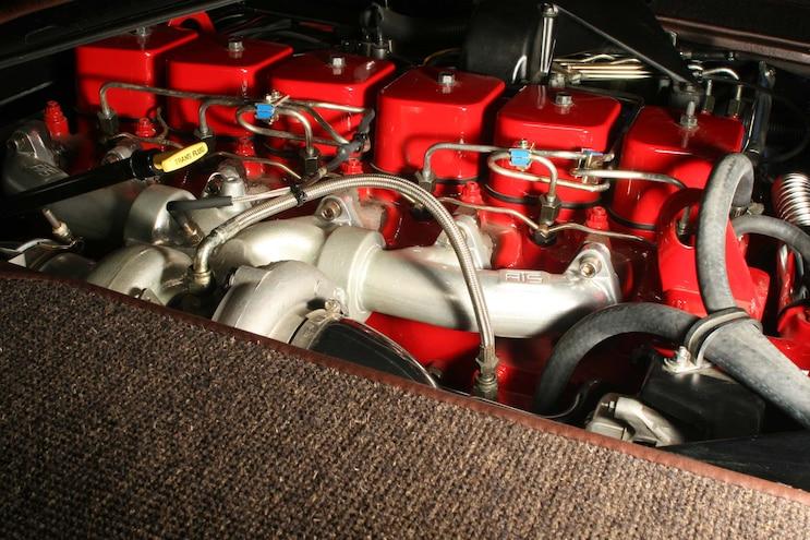 010 1954 Chevy Cab Over Tourliner Moen