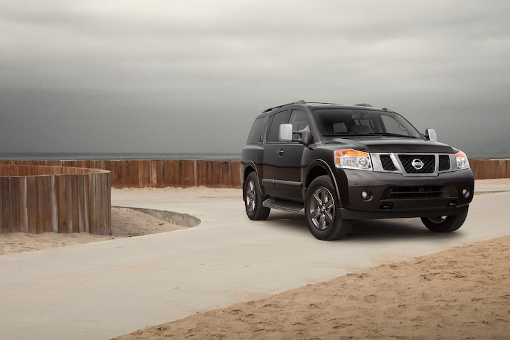 2014 Nissan Armada Platinum Reserve Long Term Report