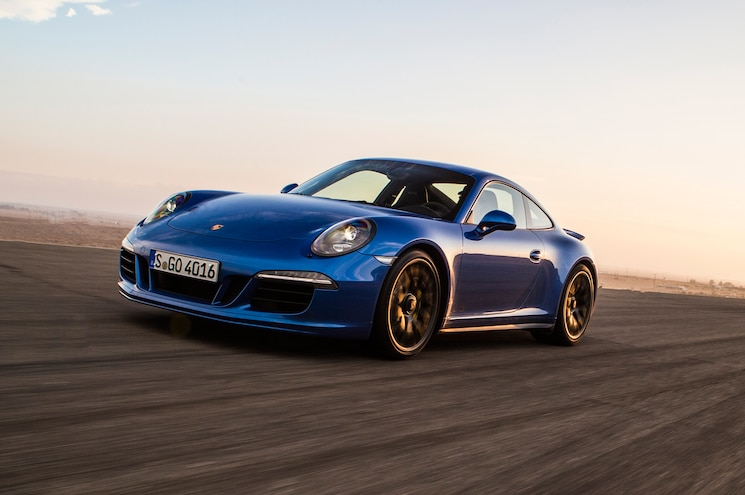 2015 Porsche 911 Carrera GTS First Drive