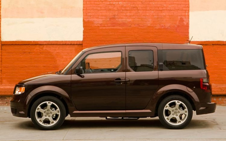 2008 Honda Element SC drivers Side View