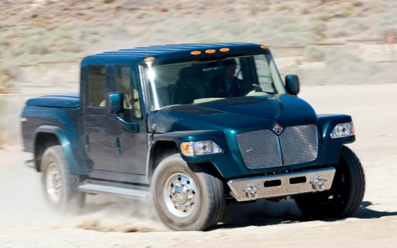 Ultimate Truck Road Test: 2007 International MXT
