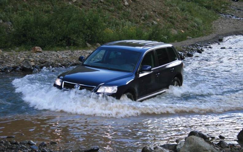 2007 Volkswagen Touareg Ralley