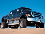 Custom Ford F650 Pickup Diesel Power Magazine