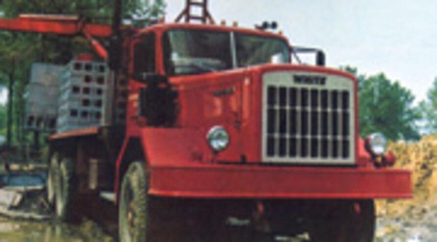 White Motors Heavy Duty Trucks -Baselines